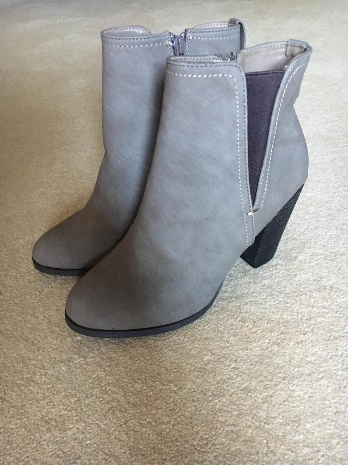 c6c1c4bc069 Debenhams taupe heeled boot size 7 new in B97 Redditch for £10.00 ...