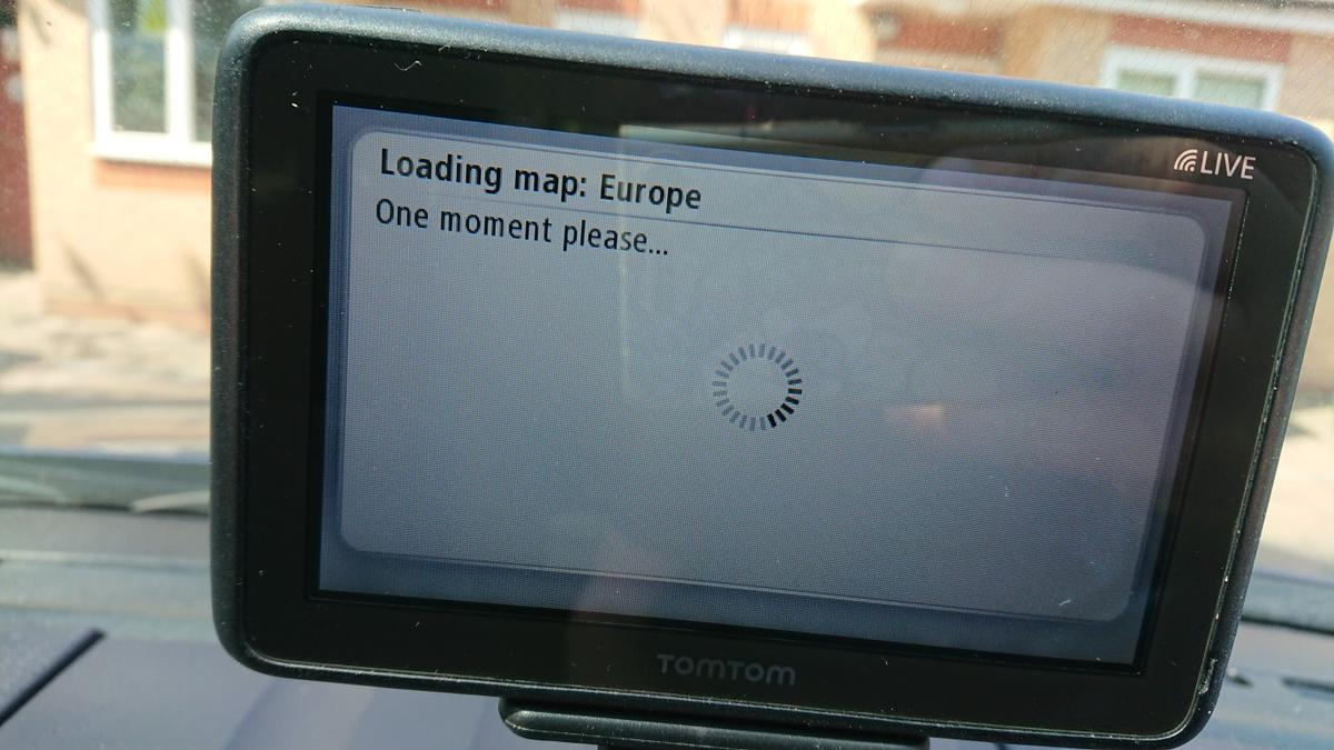 TomTom with Europe Maps in NW9 London for £60 00 for sale - Shpock