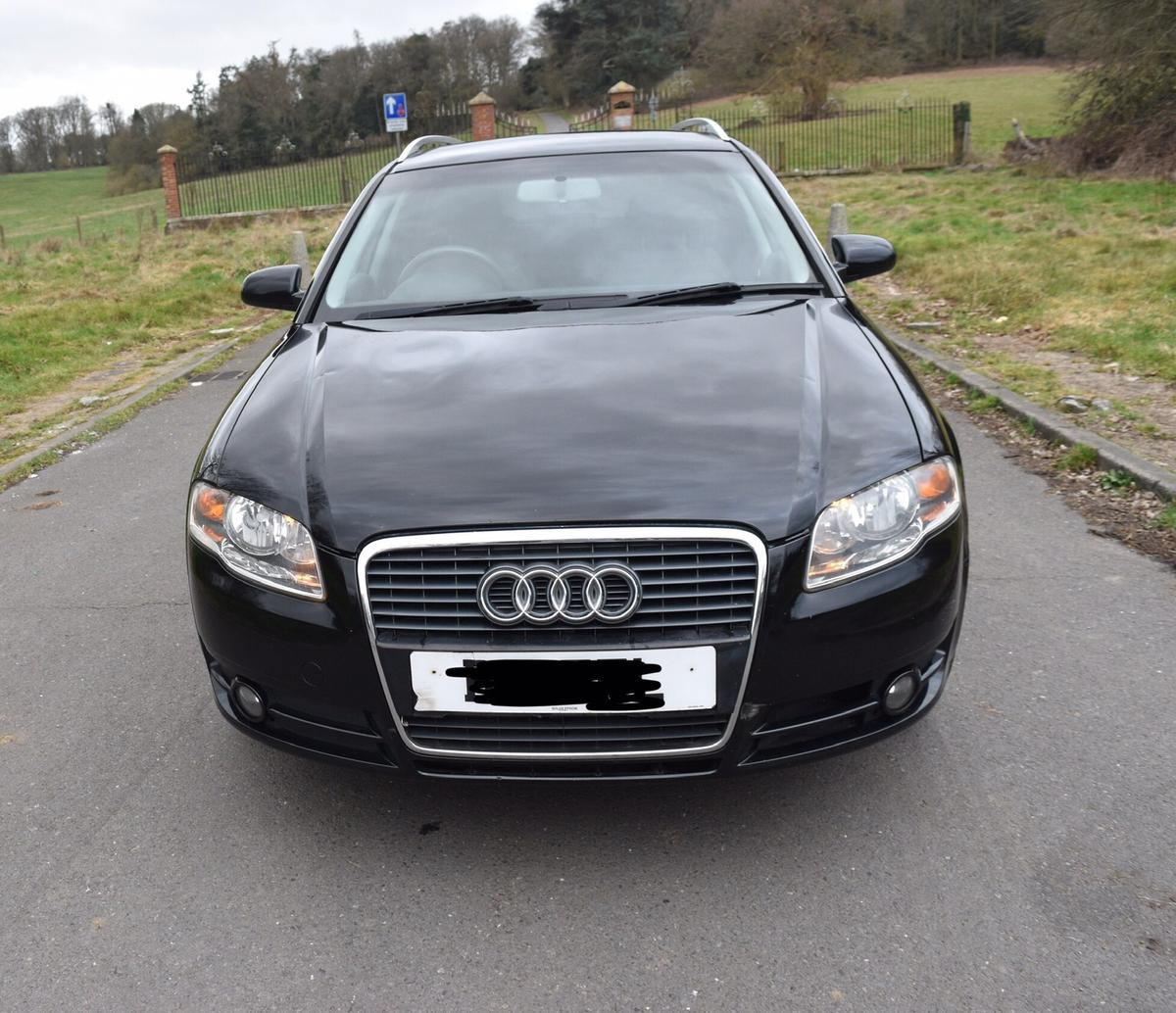 Audi A4 B7 1 9tdi in Chiltern for £1,695 00 for sale - Shpock