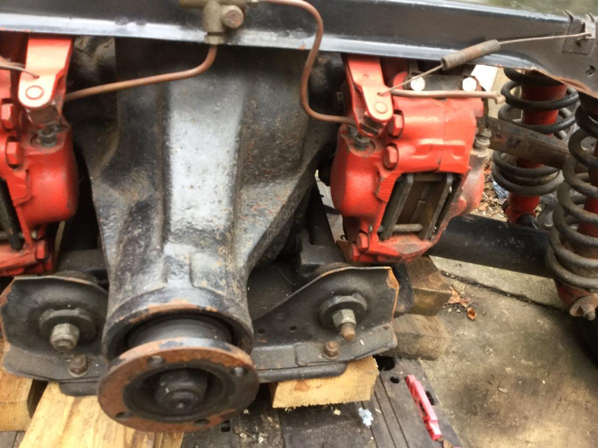 JAGUAR XJS REAR AXLE in SK5 Stockport for £750 00 for sale
