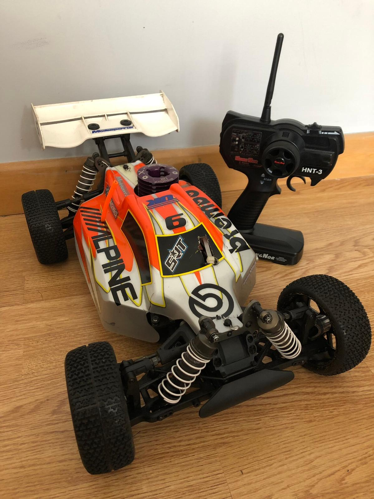 1/8 Nitro hong nor buggy in TR1 Truro for £145 00 for sale - Shpock