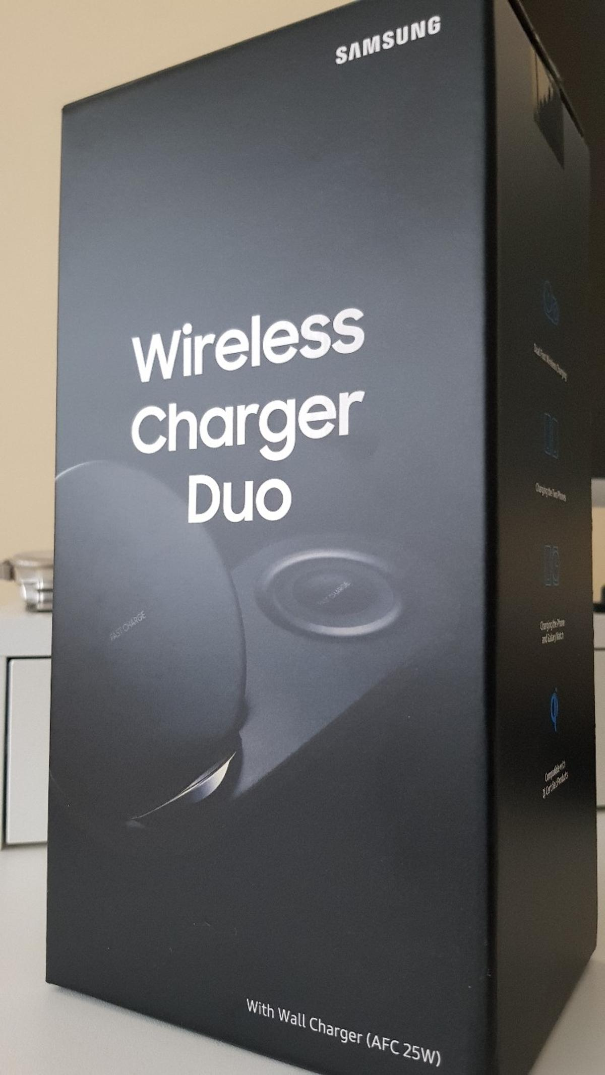 Samsung Wireless Charger Duo in E1 London for £50 00 for