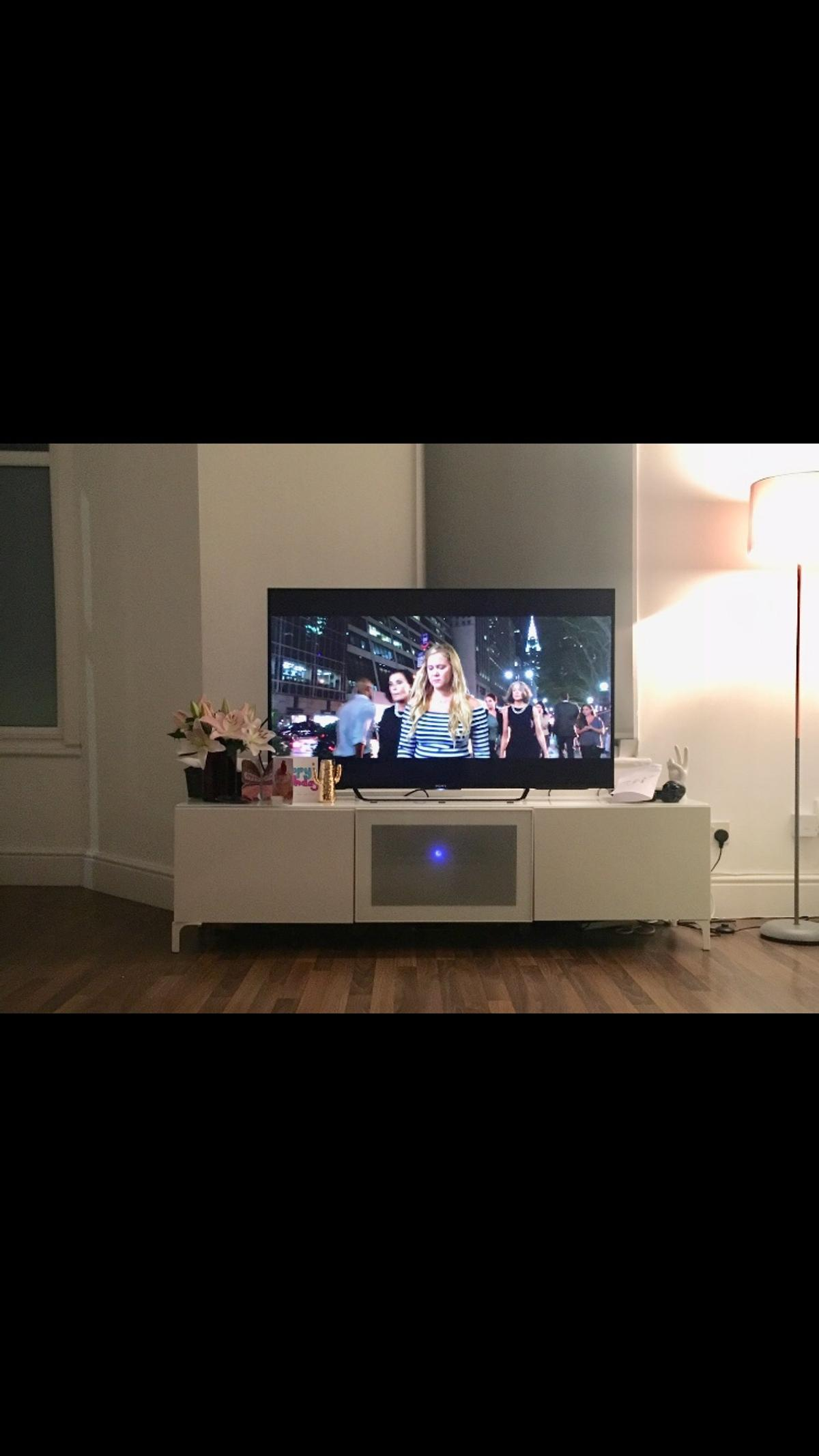 Remarkable Ikea Besta Tv Bench Unit In Kt6 London For 70 00 For Sale Alphanode Cool Chair Designs And Ideas Alphanodeonline