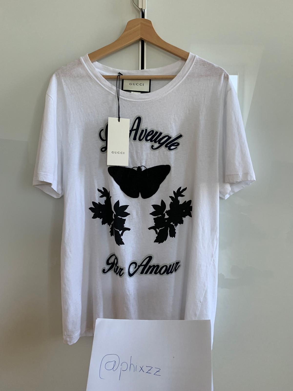 a4c87e677eb Gucci T-shirt in 2013 Göllersdorf for €195.00 for sale - Shpock