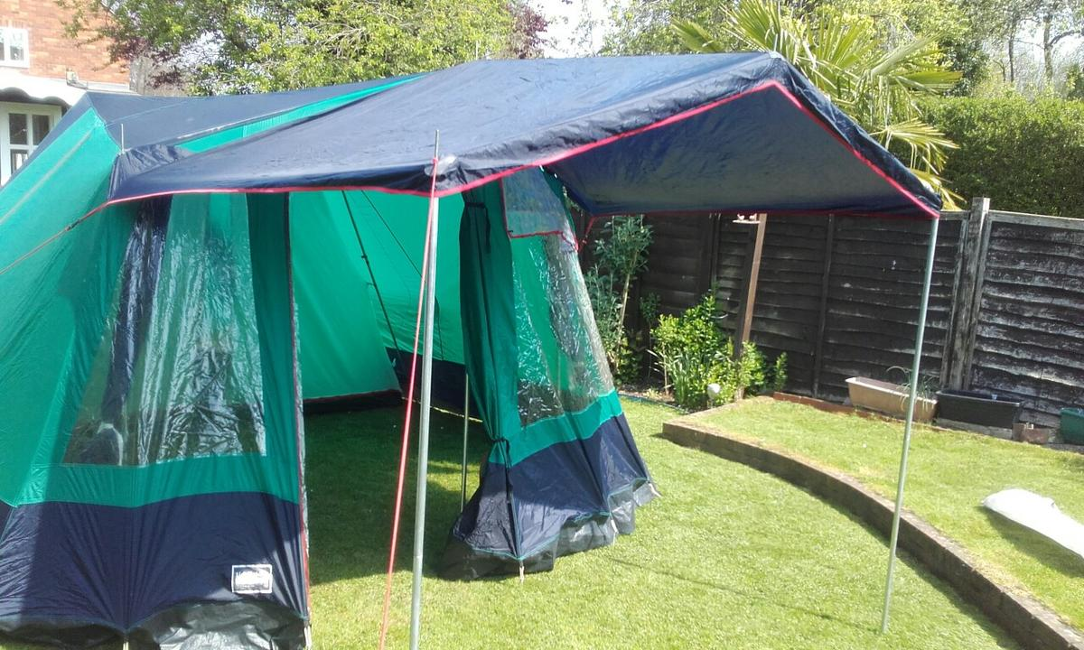 Lichfield Challenger Royale 5 tent. in Scunthorpe for £50.00
