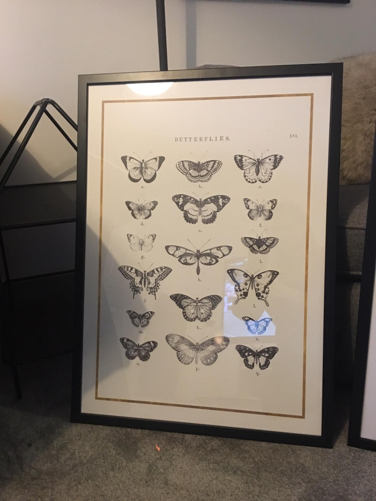 Onwijs X3 framed poster / prints from IKEA 50x70cm in Newcastle upon Tyne BB-67