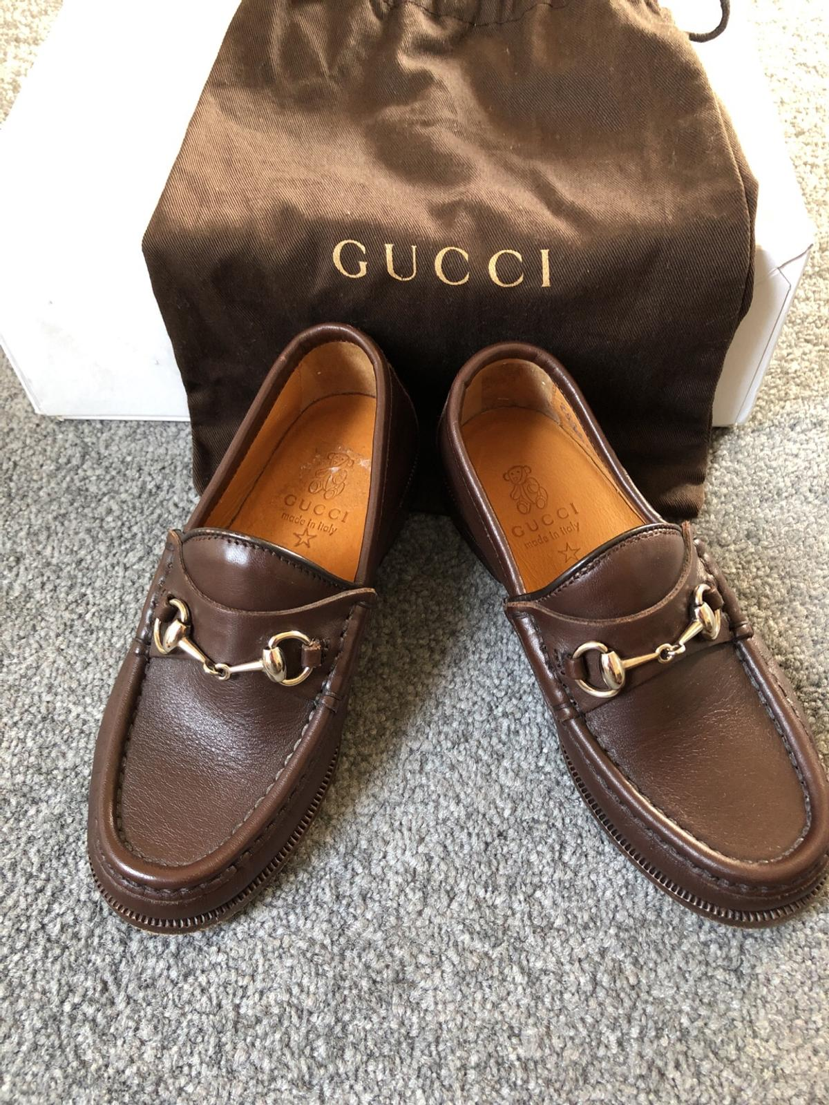 c25936ae5213 Kids Gucci loafers in Chelmsford for £100.00 for sale - Shpock