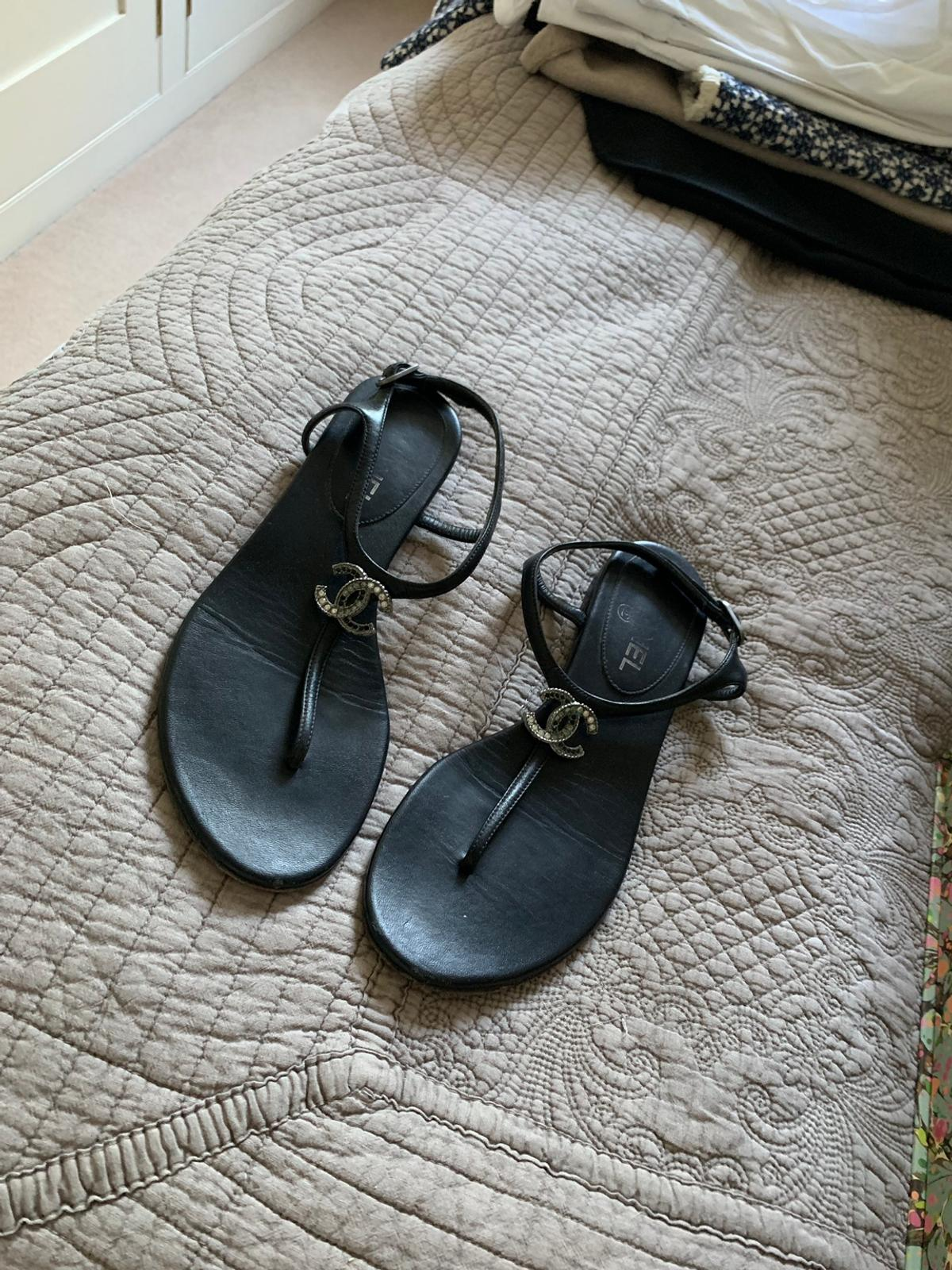 03c3836ba5edc Genuine Chanel sandles in W8 London for £60.00 for sale - Shpock