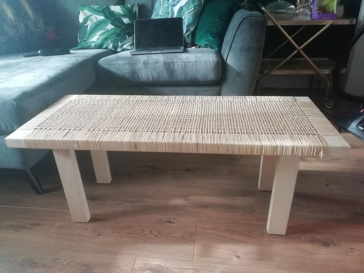 - Rattan Woven Style Coffee Table From Ikea In SE15 London Für £ 40