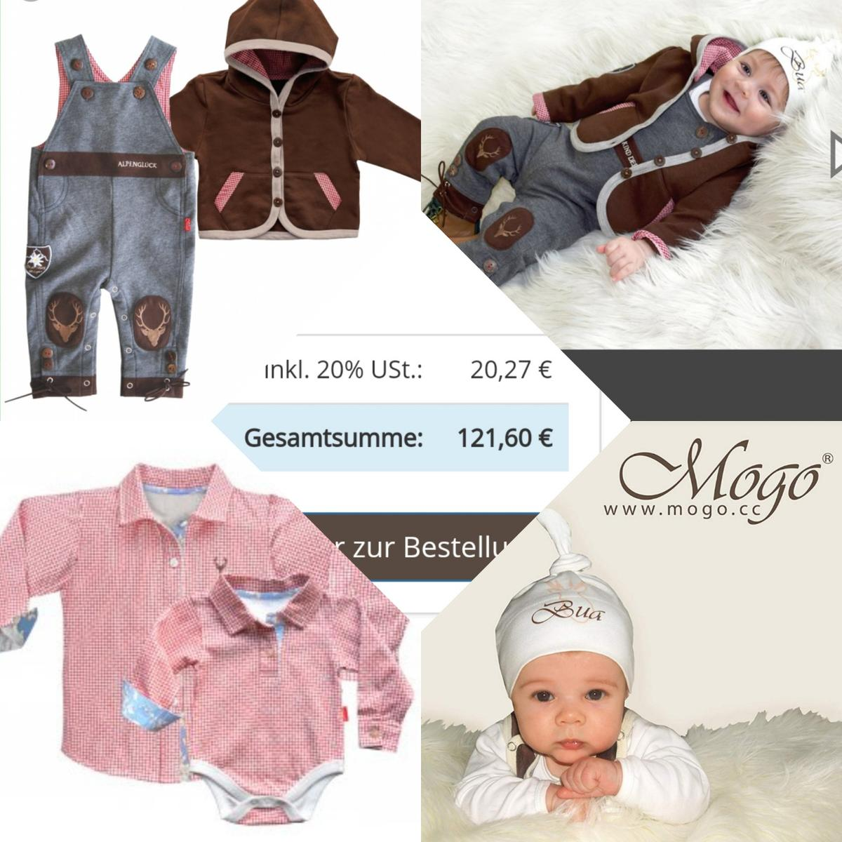 Baby Outfit Taufe Trachten Bekleidung