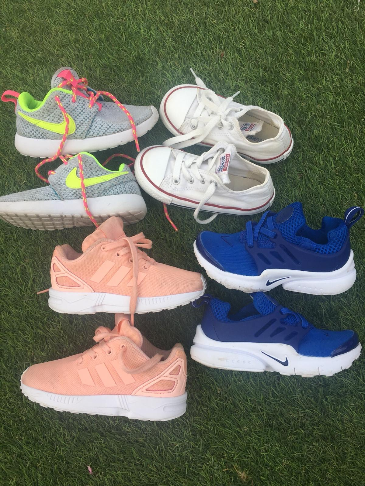 sports shoes 577c8 b14f3 Girls Nike presto , Adidas , converse , Nikes in Wigan for ...