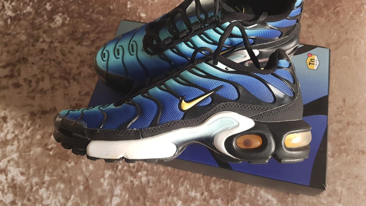 newest 35b21 af7ed nike air max plus(tn air)junior size5trainers in E14 Hamlets ...