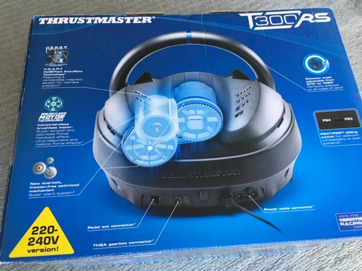 Thrustmaster T300RS PS4/PC Brand New & Boxed in SE10 London
