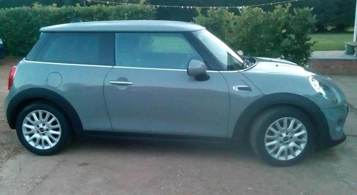 Mini Cooper Diesel In South Holland For 750000 For Sale Shpock