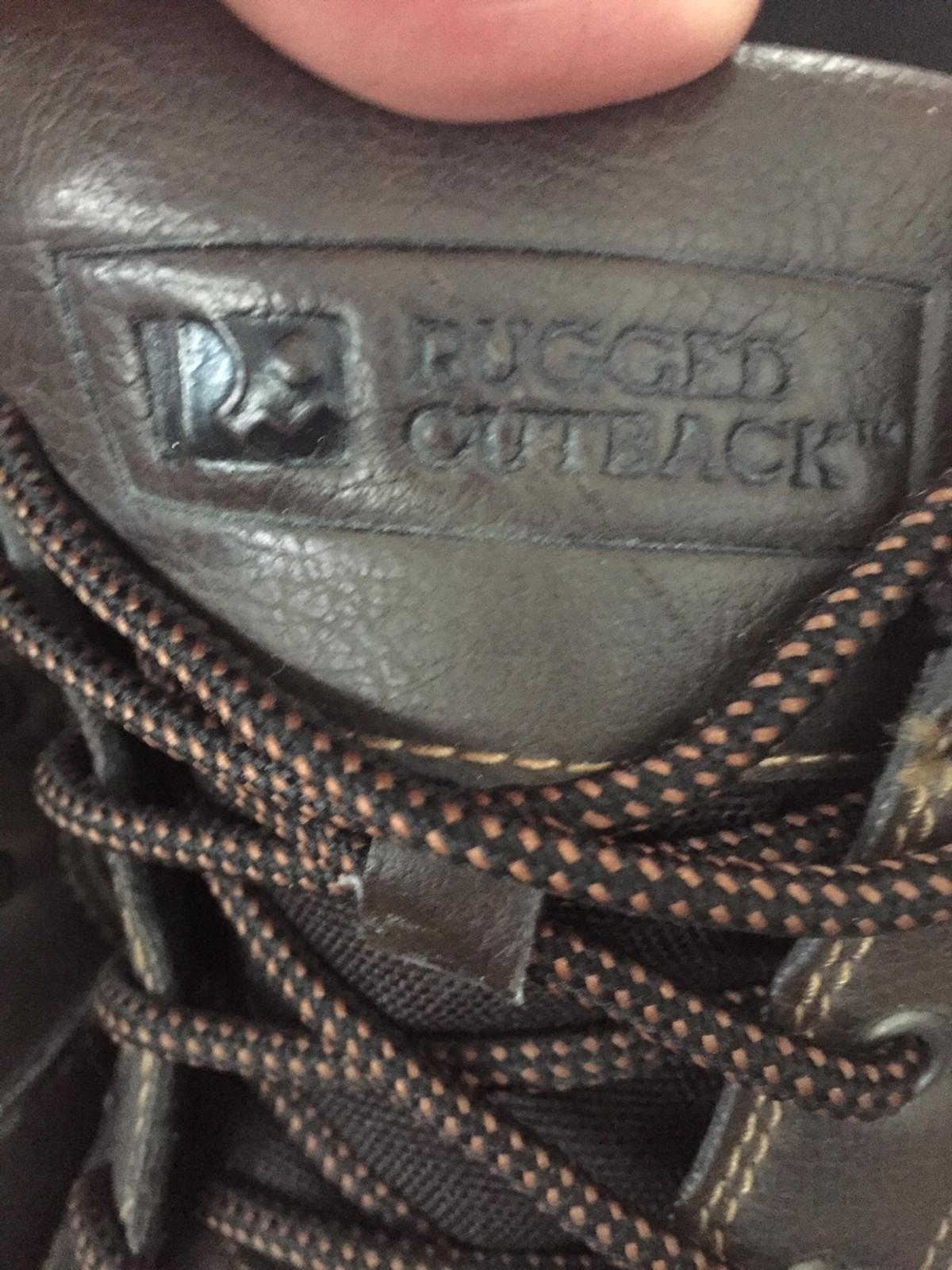 605e0125a89 Pro RUgged Outback hiking work shoes men's in TW5 London for £20.00 ...