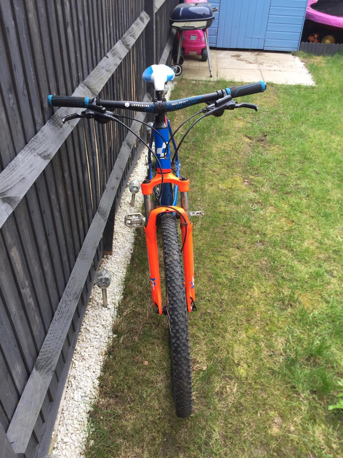 cfbbe7f5d Cube mountain bike in RG41 Wokingham for £200.00 for sale - Shpock