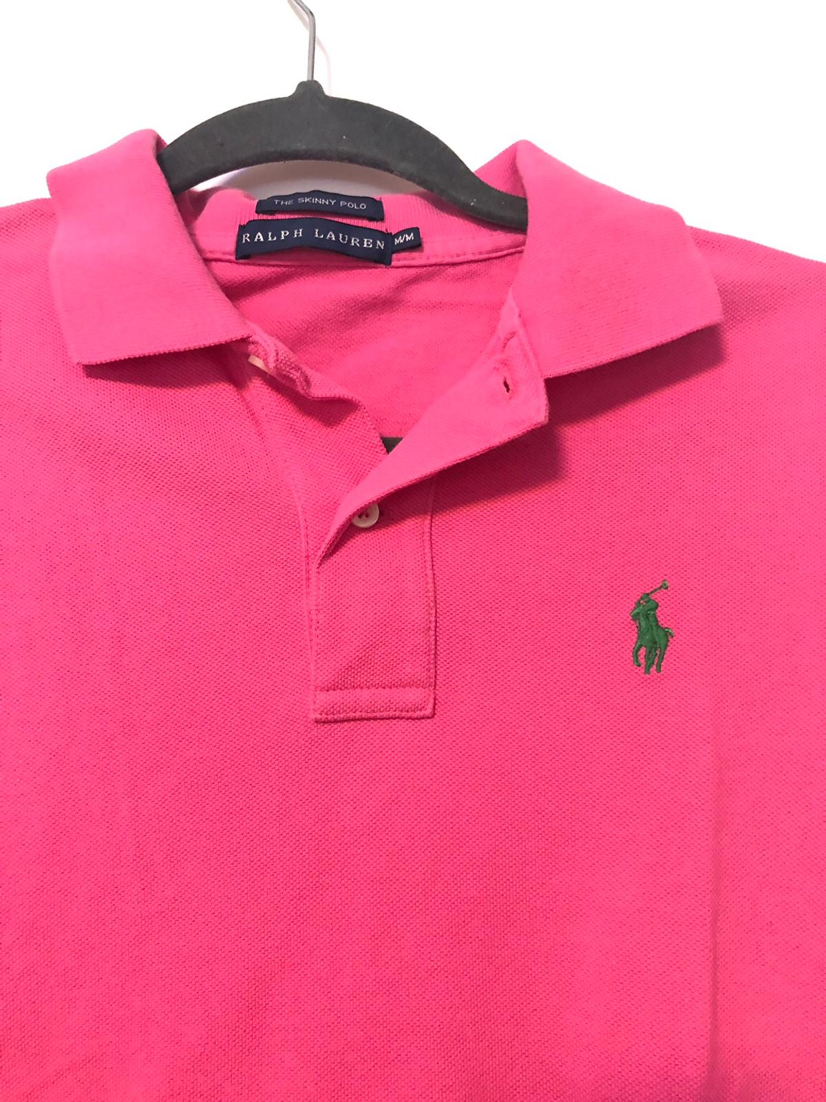 low priced c78d4 b1350 Polo Shirt Ralph Lauren Damen pink
