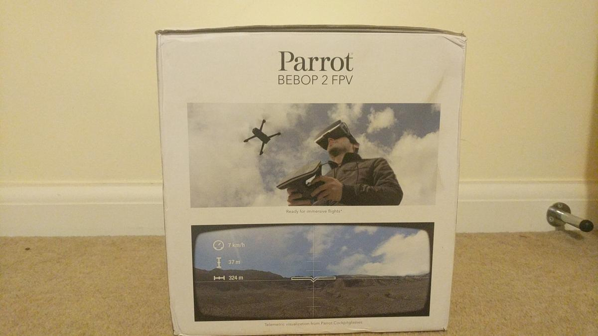 Parrot bebop 2 in CB23 Cambourne for £359 99 for sale - Shpock