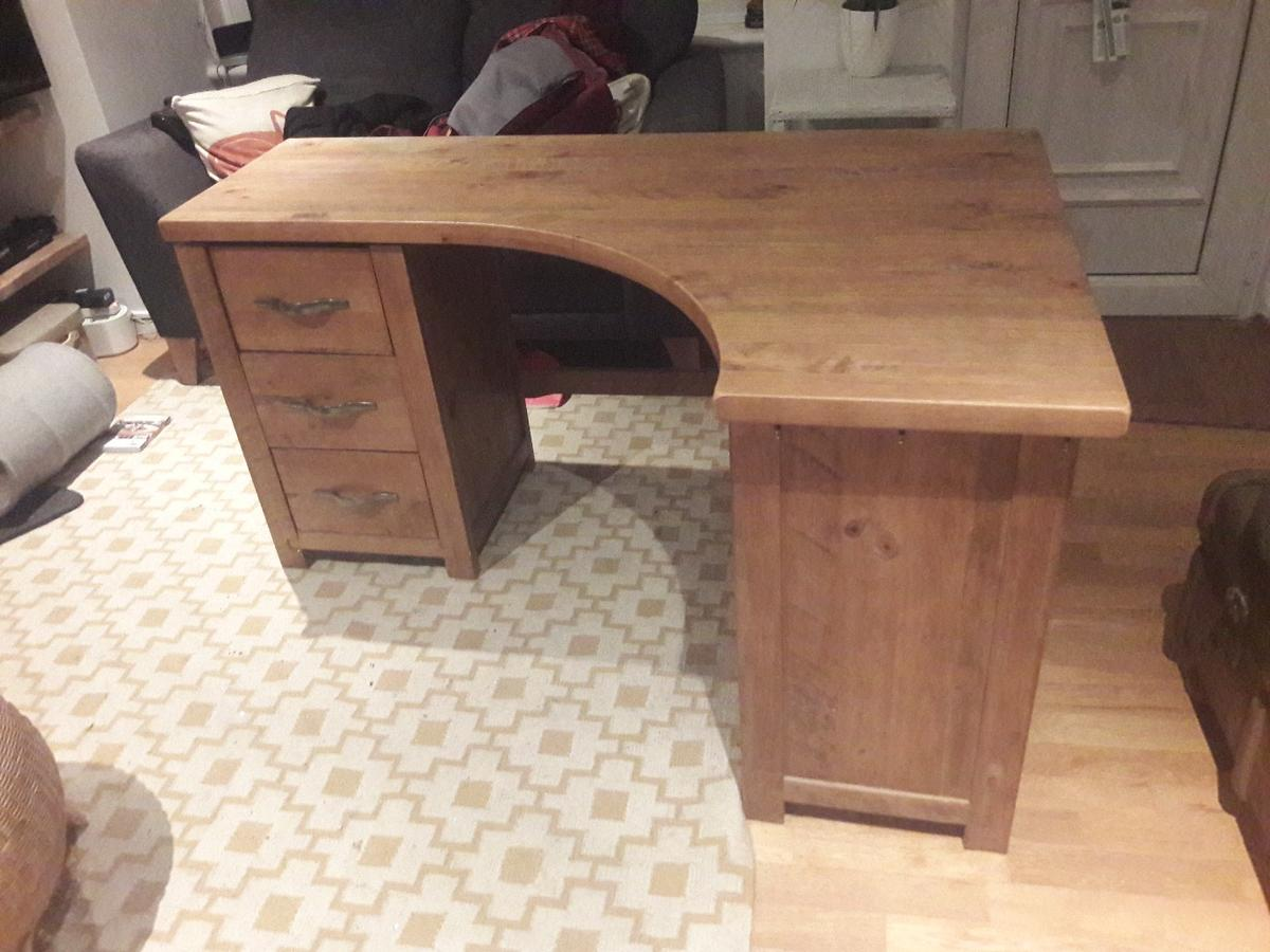 new style 04f3c 2410b Next at home office wooden desk