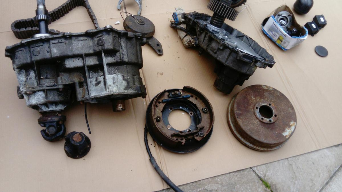 range rover p38 parts in WV4 Wolverhampton for £40 00 for