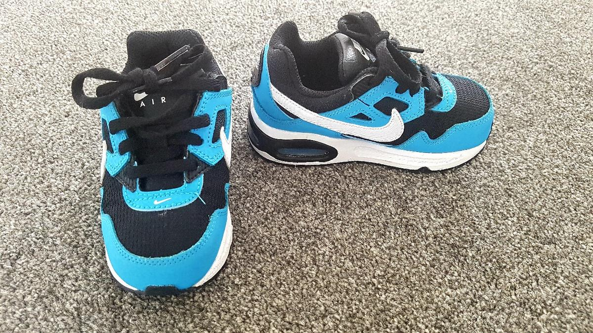 39f2f351fb241 Nike air trainers . size kids 6.5 in TN29 Hythe for £15.00 for sale ...