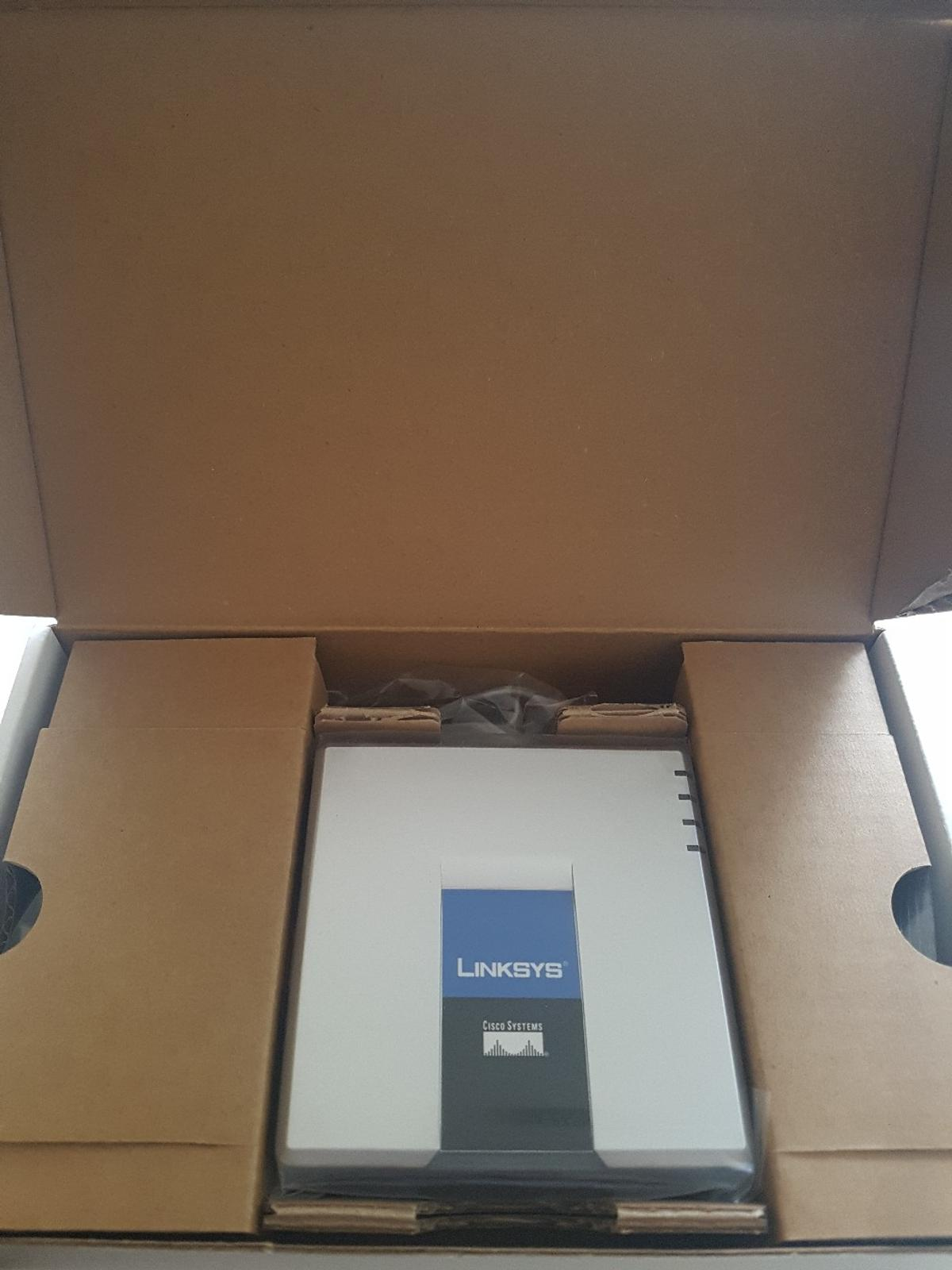 Linksys Cisco Systems - Router