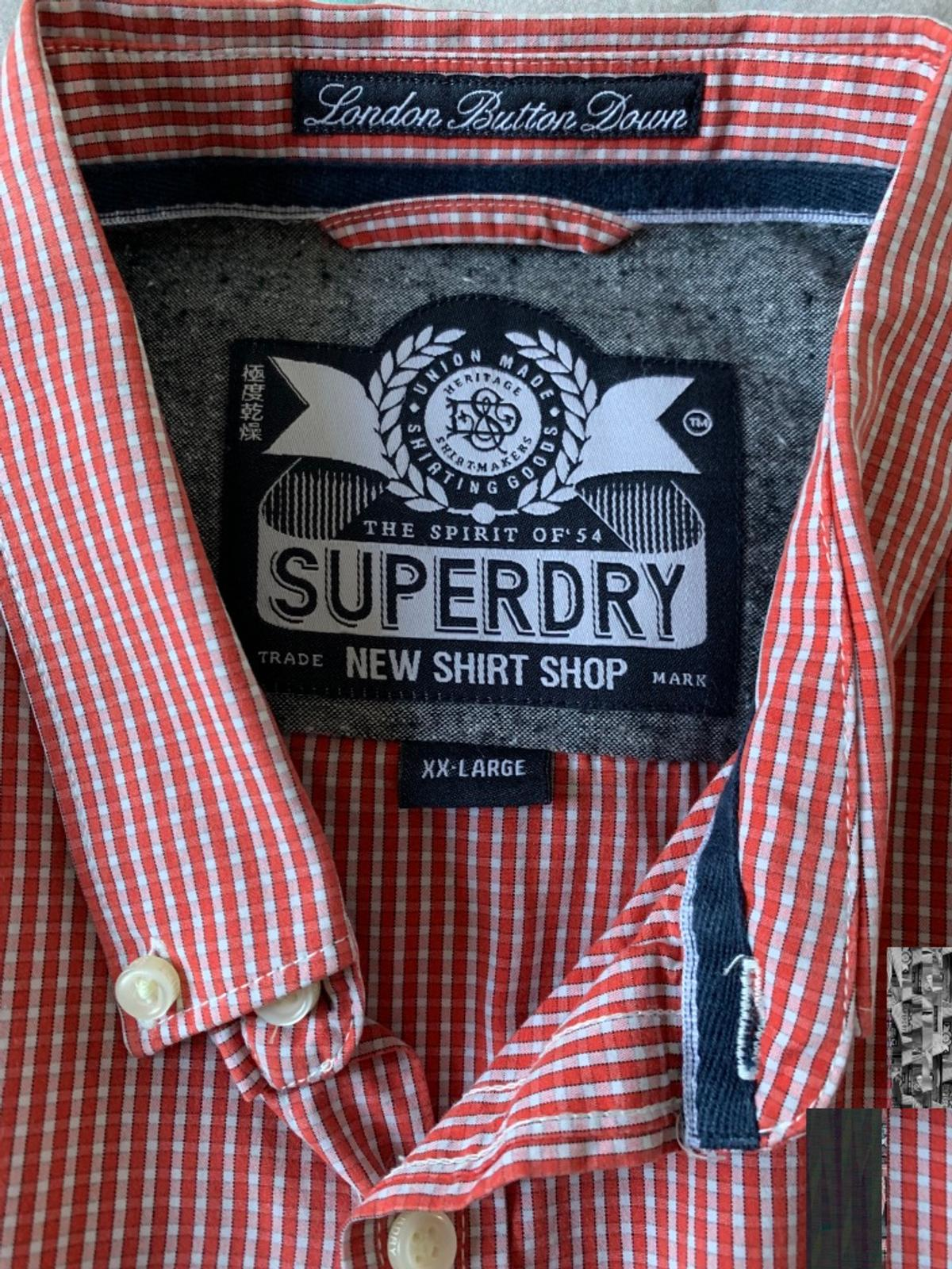 c4b06804d1d MENS XXL SUPERDRY SHORT SLEEVE SHIRT    in GL1 Gloucester for £15.00 ...