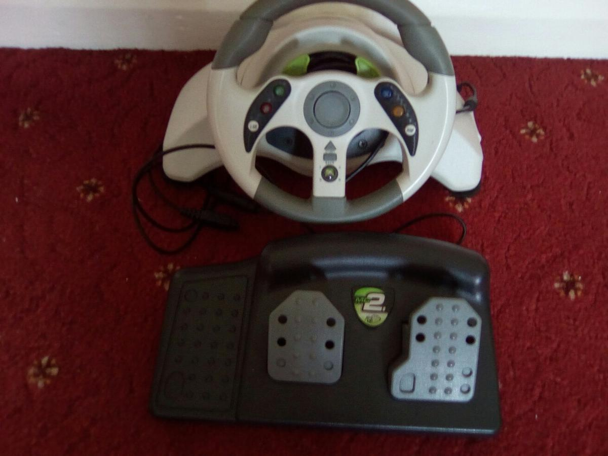 2f27083ae0e xbox steering wheel in WV14 Walsall for £4.00 for sale - Shpock