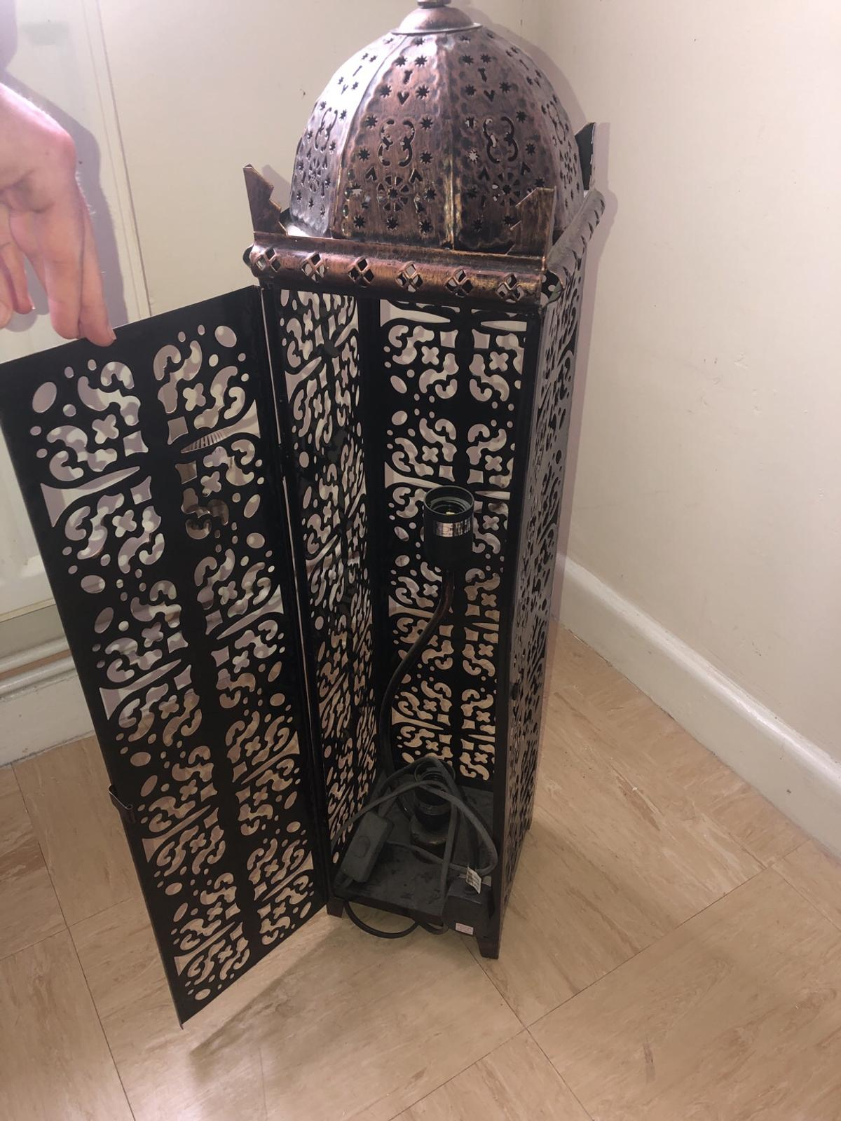 Indian style lamp