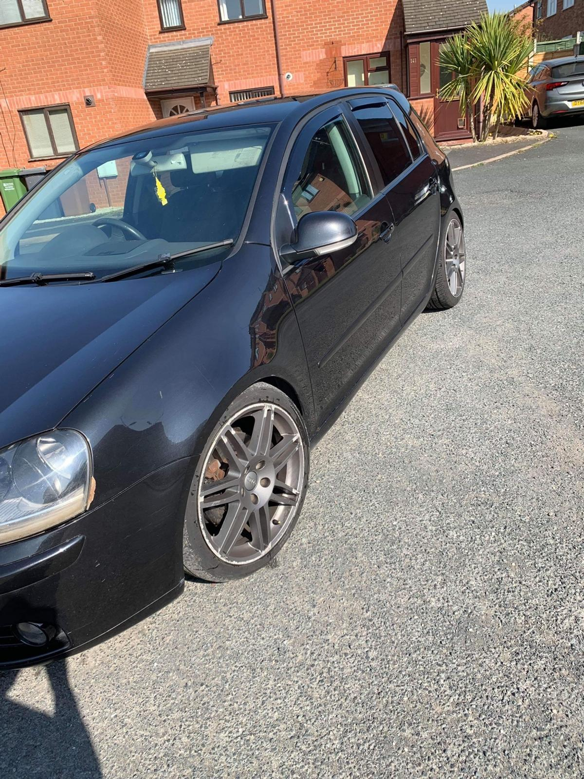 Mk5 vw golf GT TDI 2 0 in DY10 Wyre Forest for £975 00 for sale - Shpock