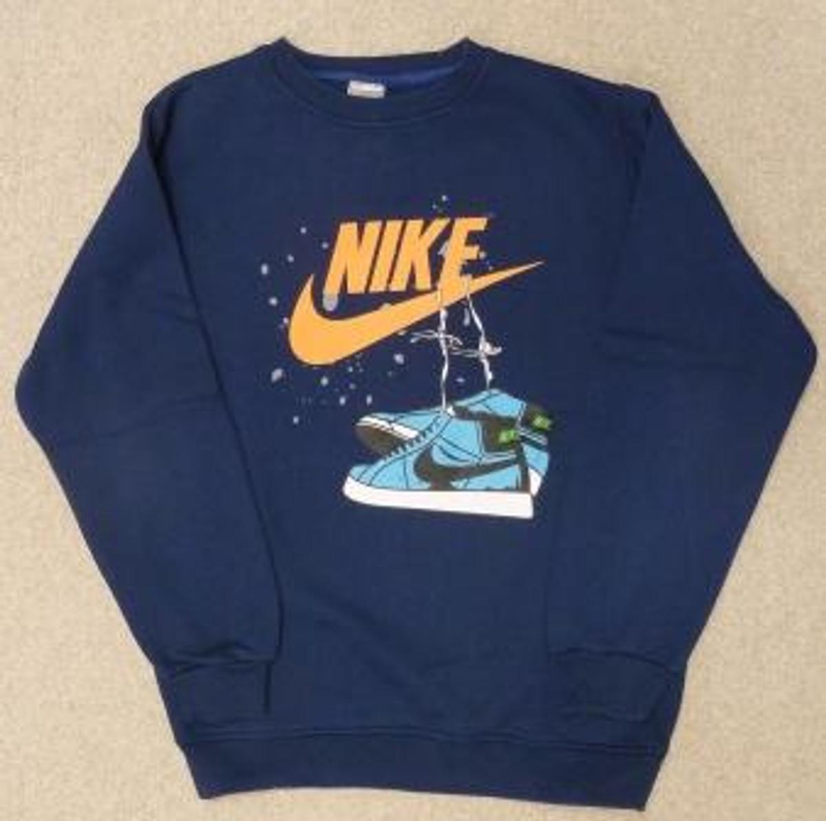 factory outlets good quality new cheap Nike Pullover Gr. 158-164