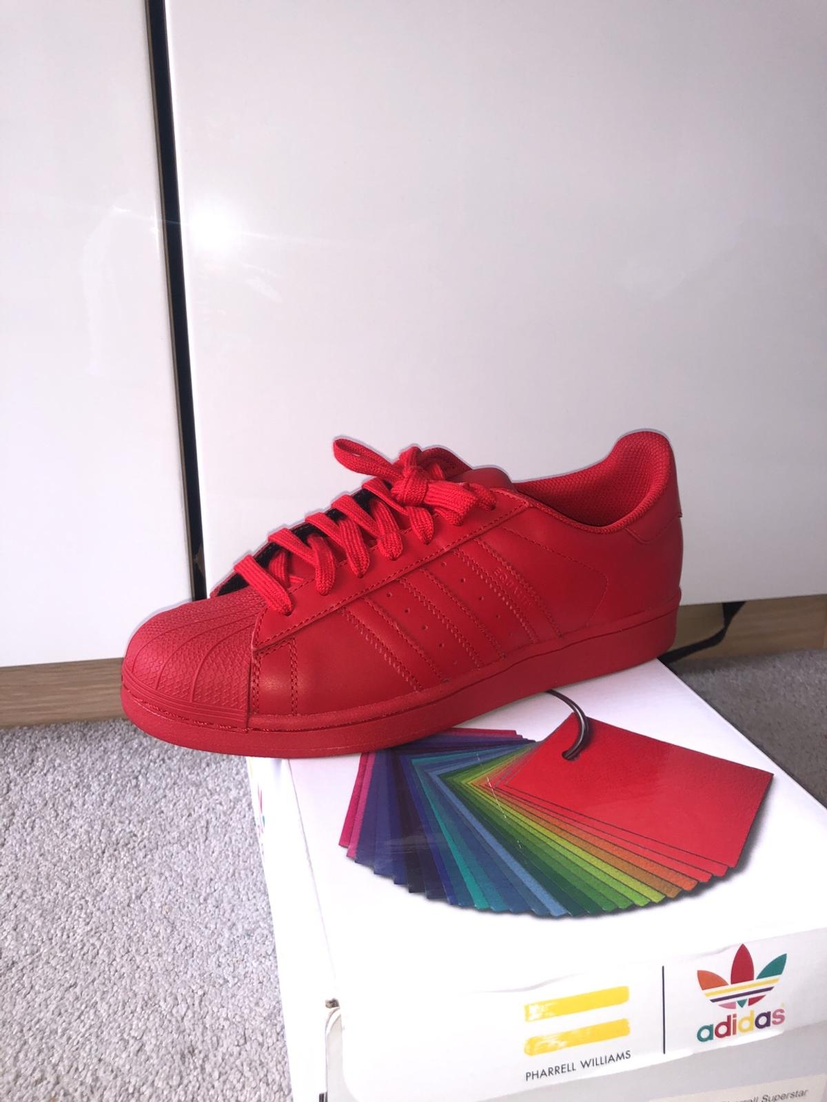 design intemporel c775c a3c5a Adidas x pharrell superstar 'super colour' re in Southend-on ...