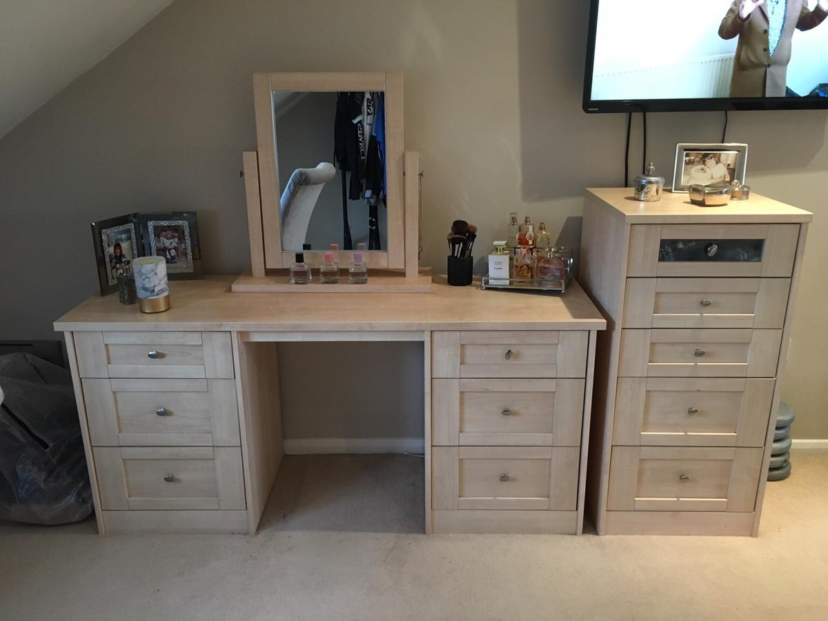 Awesome Beech Effect Bedroom Furniture In Tn23 Ashford For 400 00 Download Free Architecture Designs Terchretrmadebymaigaardcom
