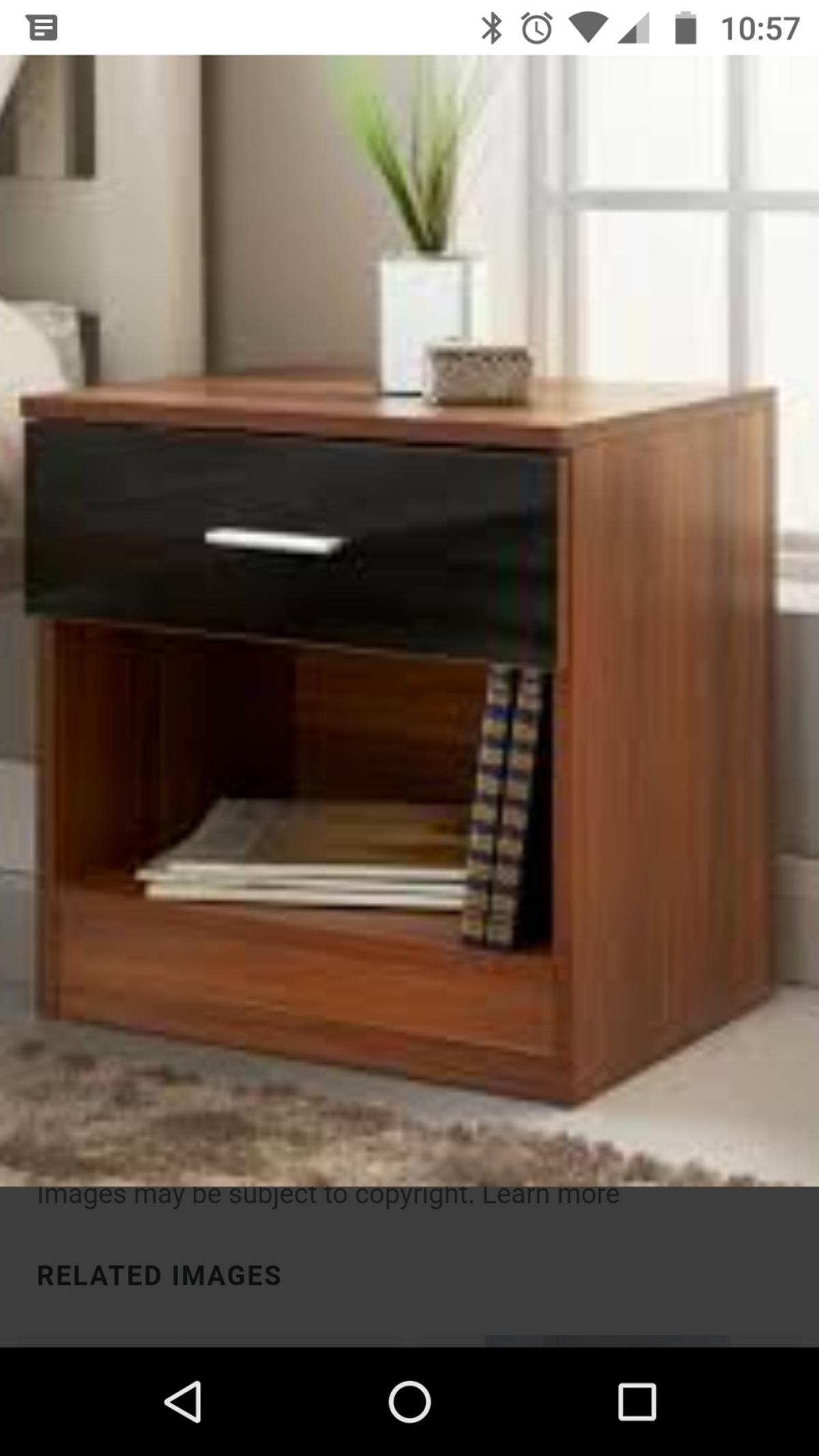 Picture of: 2 X Bedside Tables In B64 Sandwell For 20 00 For Sale Shpock