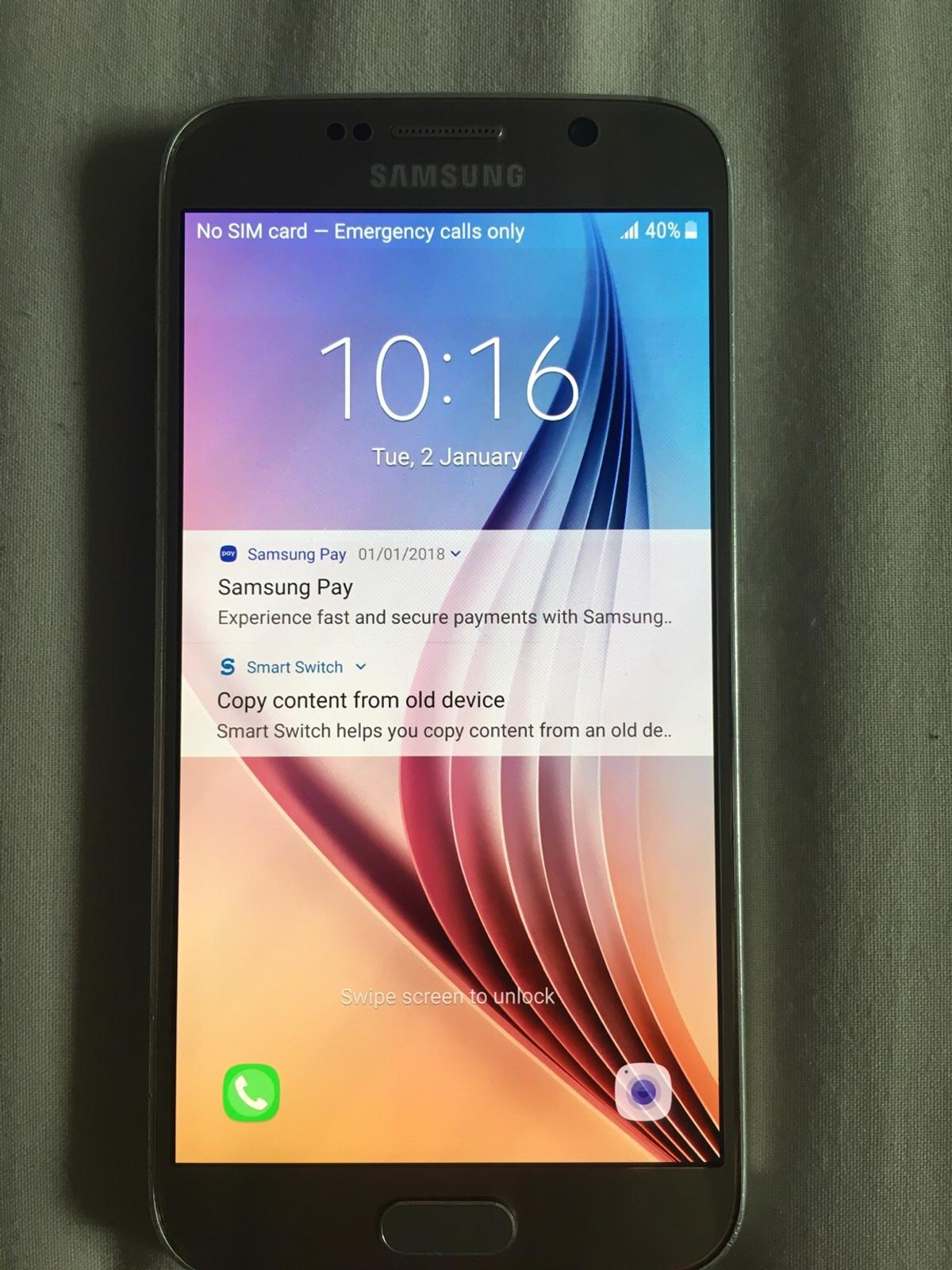 Samsung Galaxy S6 in Ditton for £35 00 for sale - Shpock