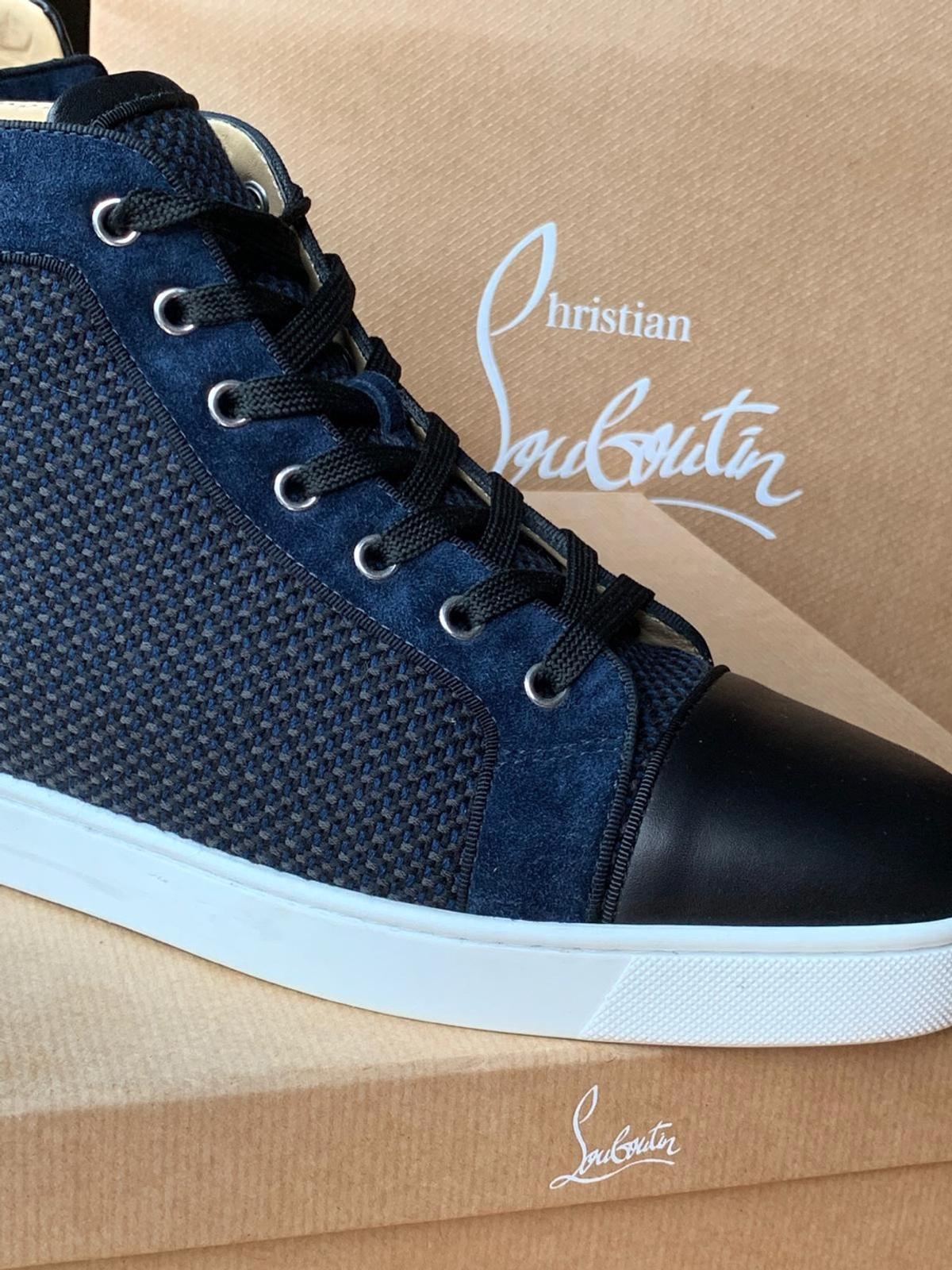 outlet store 08a19 42021 Men's christian louboutin trainers in L2 Liverpool for ...