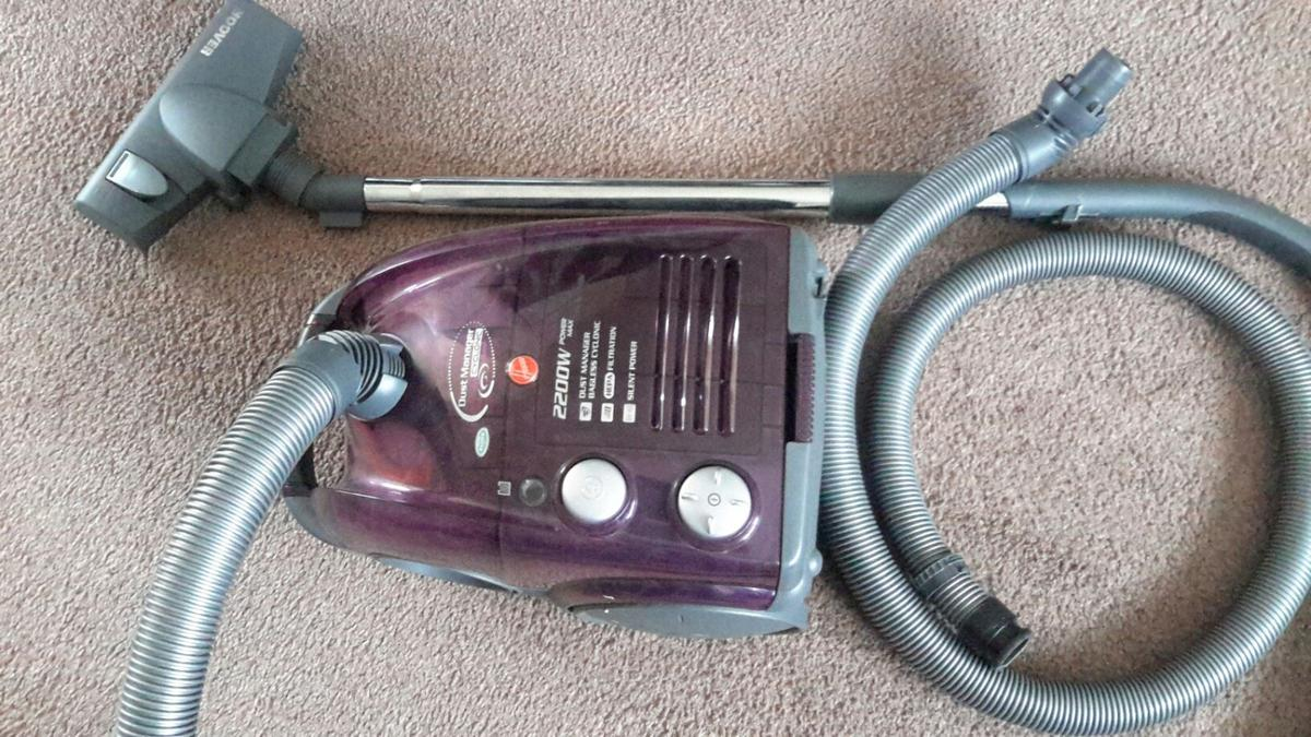 Hoover vacuum cleaner with spare parts in WV14 Sandwell for
