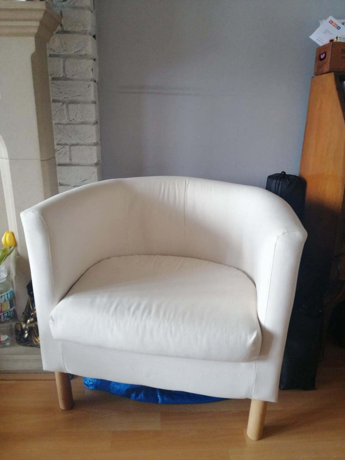 Small Cream Armchair Ikea In B69 Sandwell For 20 00 For Sale Shpock