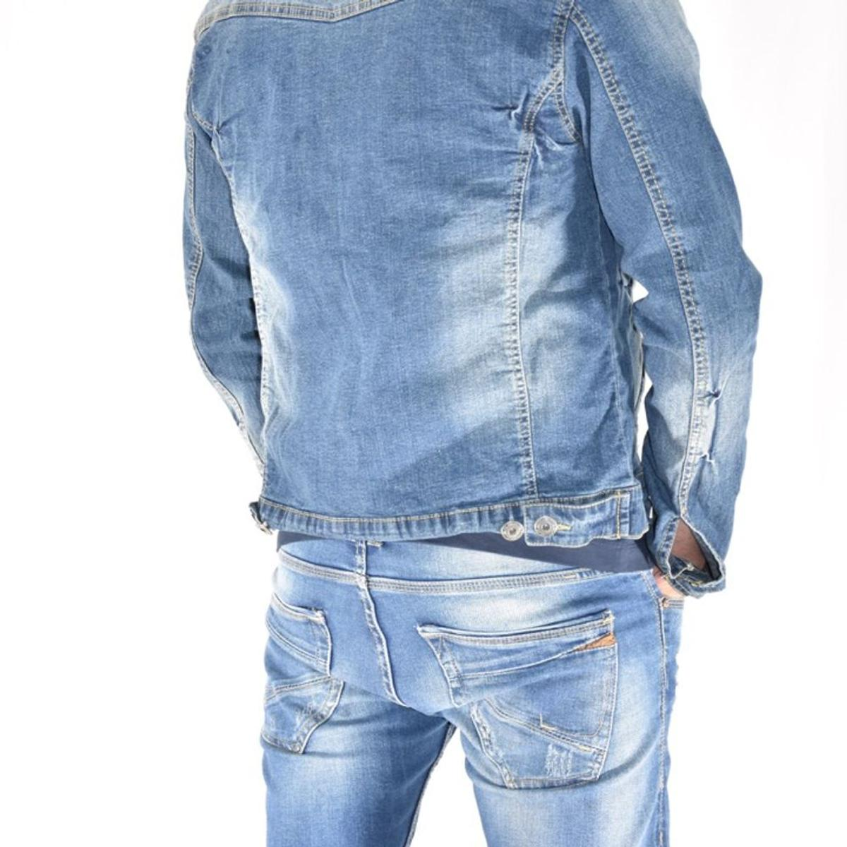 new products 1fb1f 18f0b Herren Jeansjacke