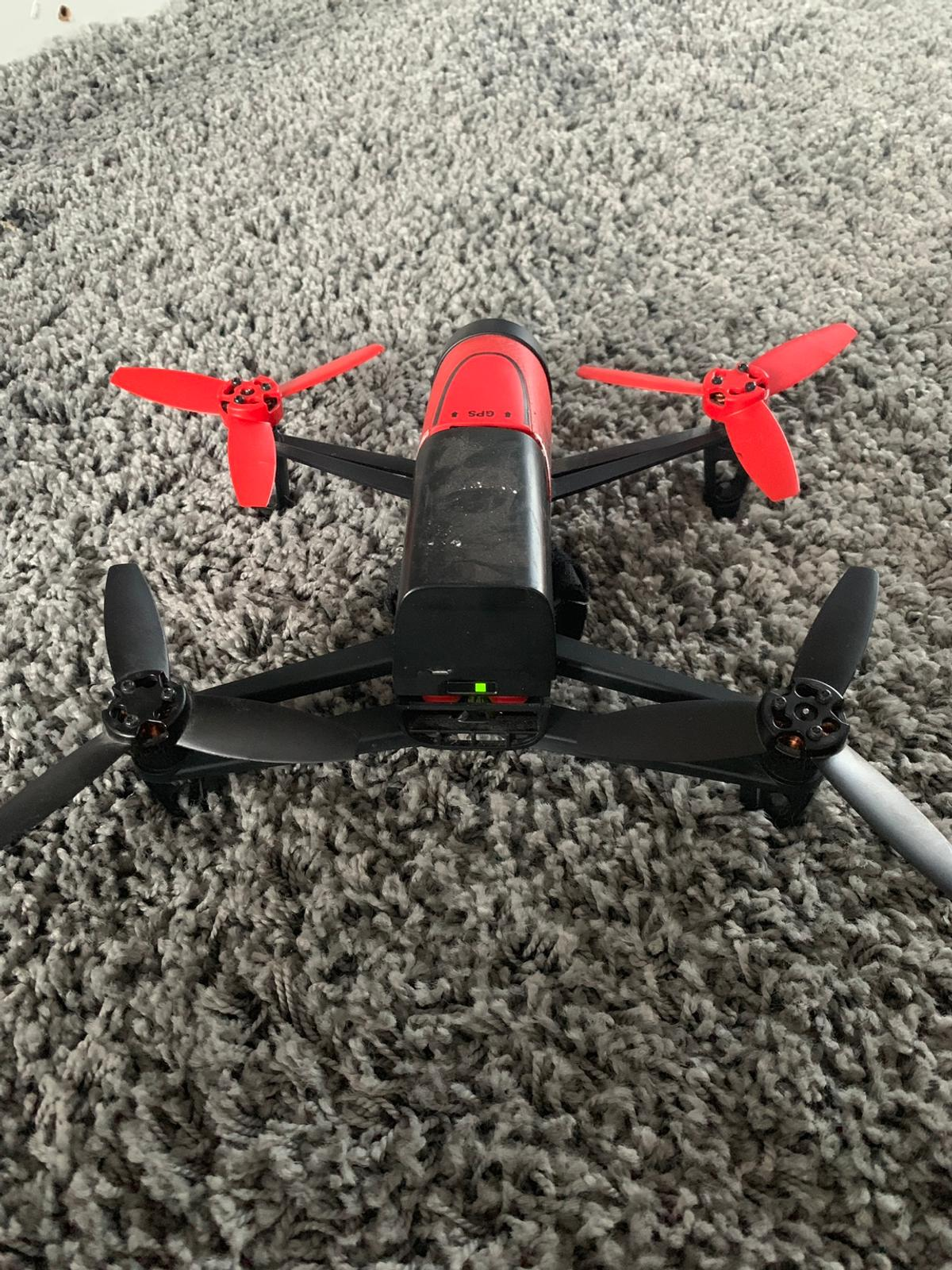 Parrot bebop drone, 7 Batteries, skyControl in S66 Rotherham