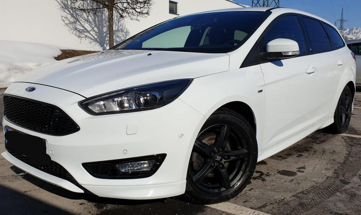 Ford Focus Kombi St Line 1 5 Tdci 120ps In 5630 Bad Hofgastein For