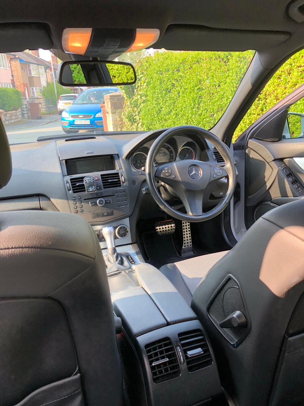 Mercedes C Class C220 - 59 Plate Automatic in L21 Sefton for
