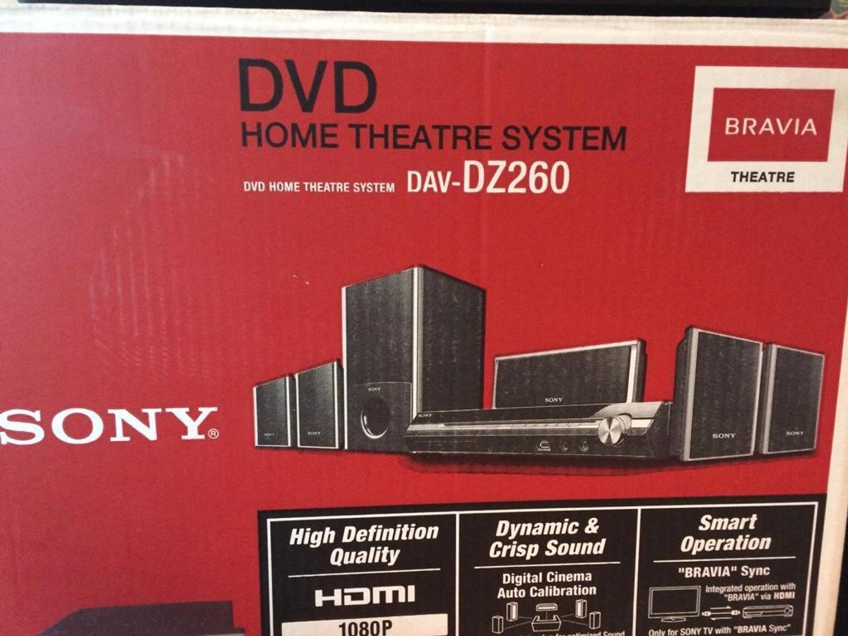 Sony Home theatre surround sound system in DY9 Dudley for