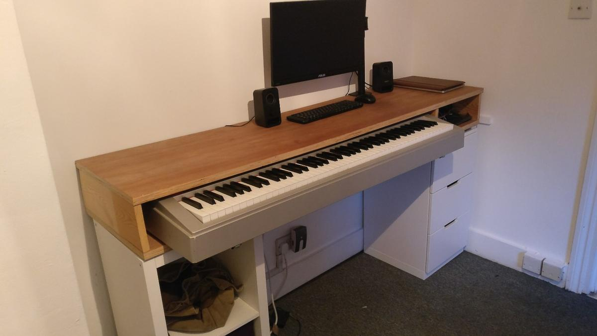 Yamaha 88 Weighted Keys Electronic Piano In Sw2 Lambeth For 50 00