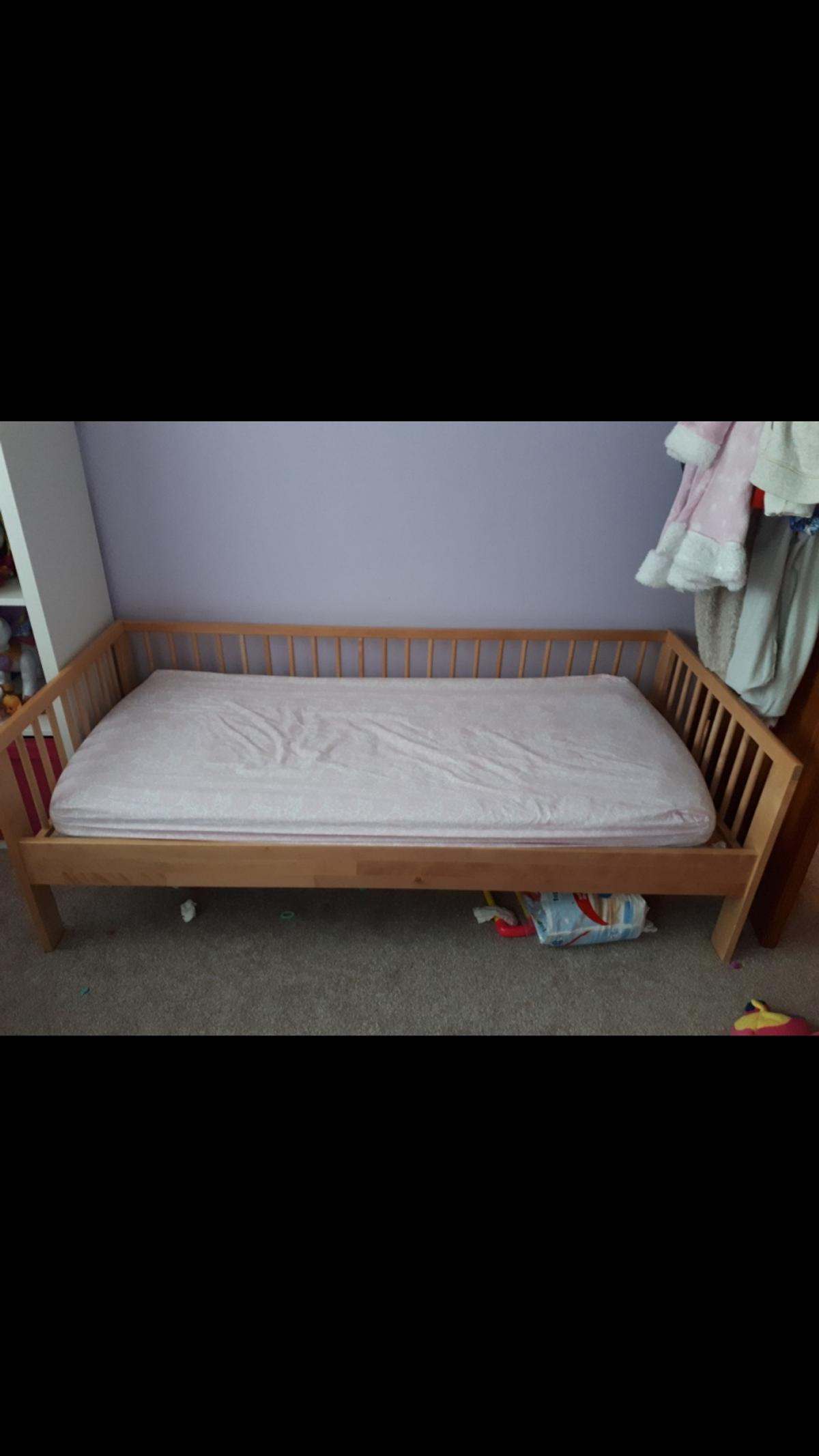 separation shoes b6e64 d7f46 ikea toddler bed