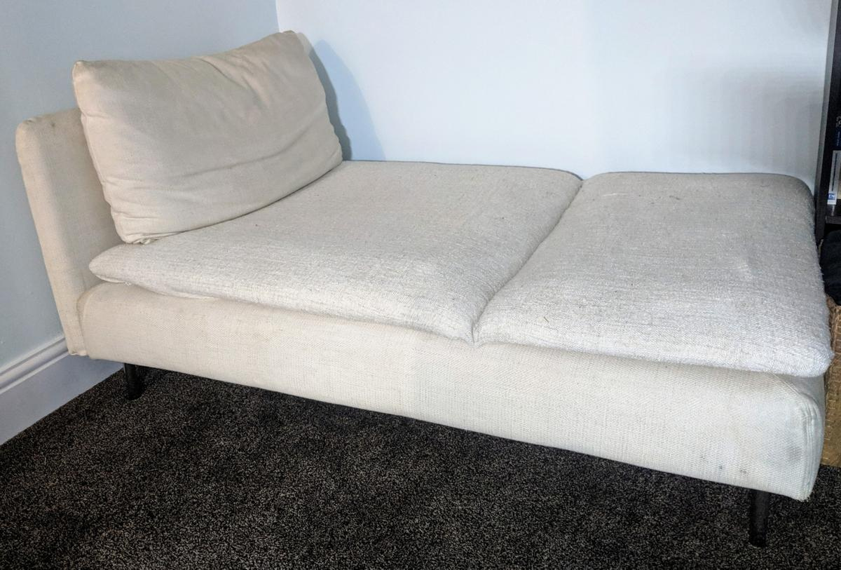Soderhamn Ikea Chaise Longue In Wigan For 14000 For Sale