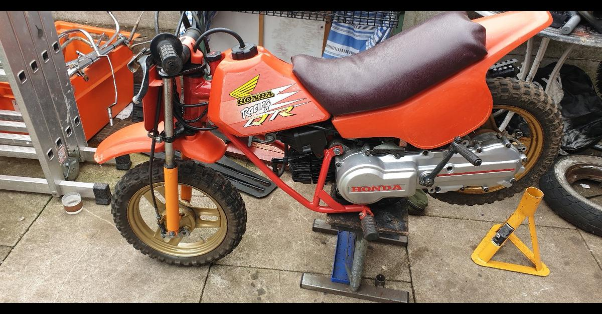 HONDA QR50 83 MOD in Wigan for £550 00 for sale - Shpock