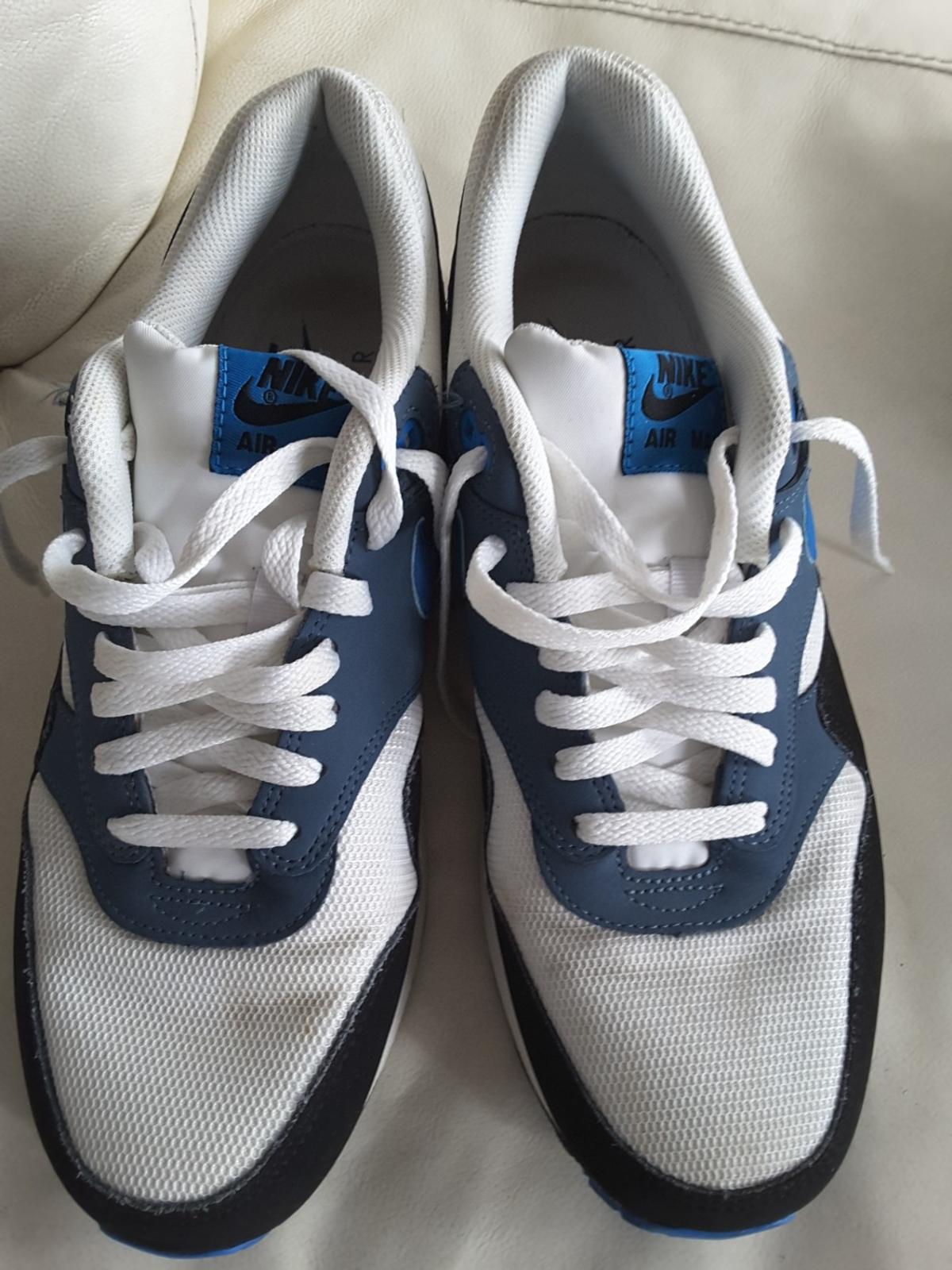 MENS NIKE AIR MAX 1 TRAINERS UK 9 EUR 44 in SW9 London für