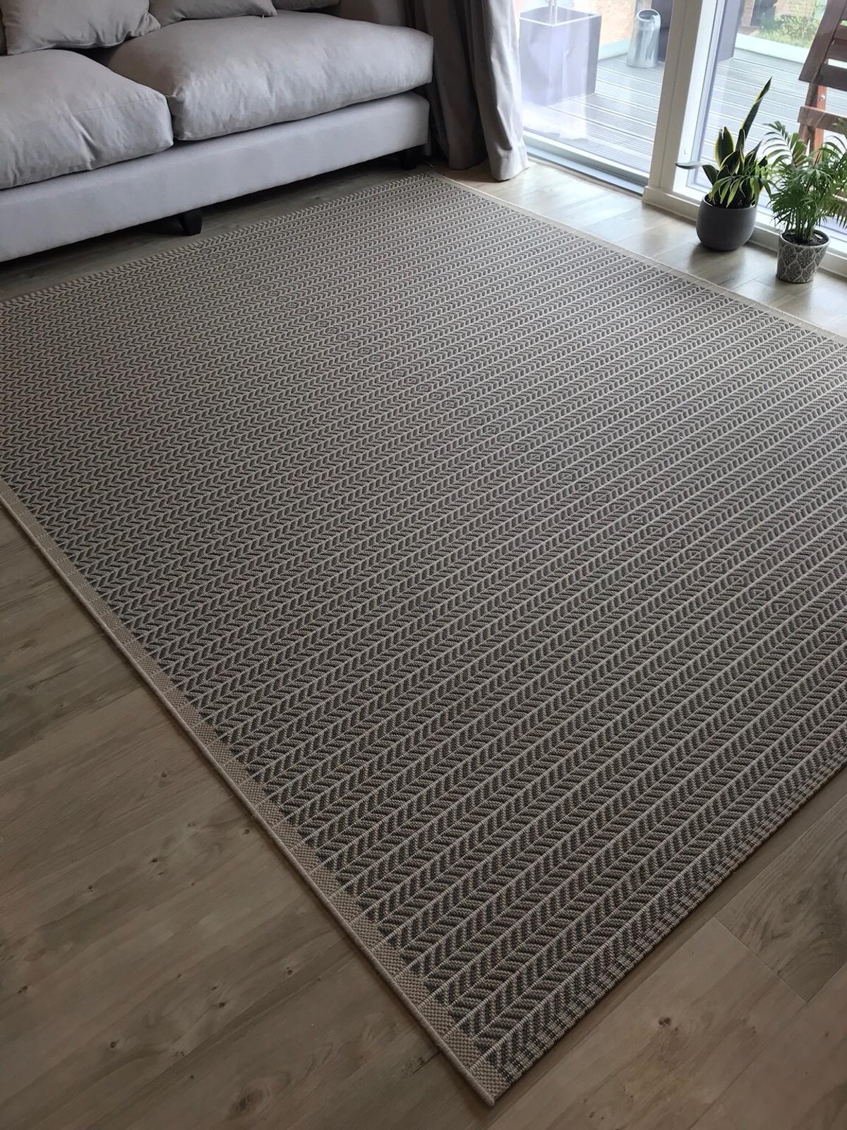 Ikea LobbÄk Rug Flatwoven In Outdoor