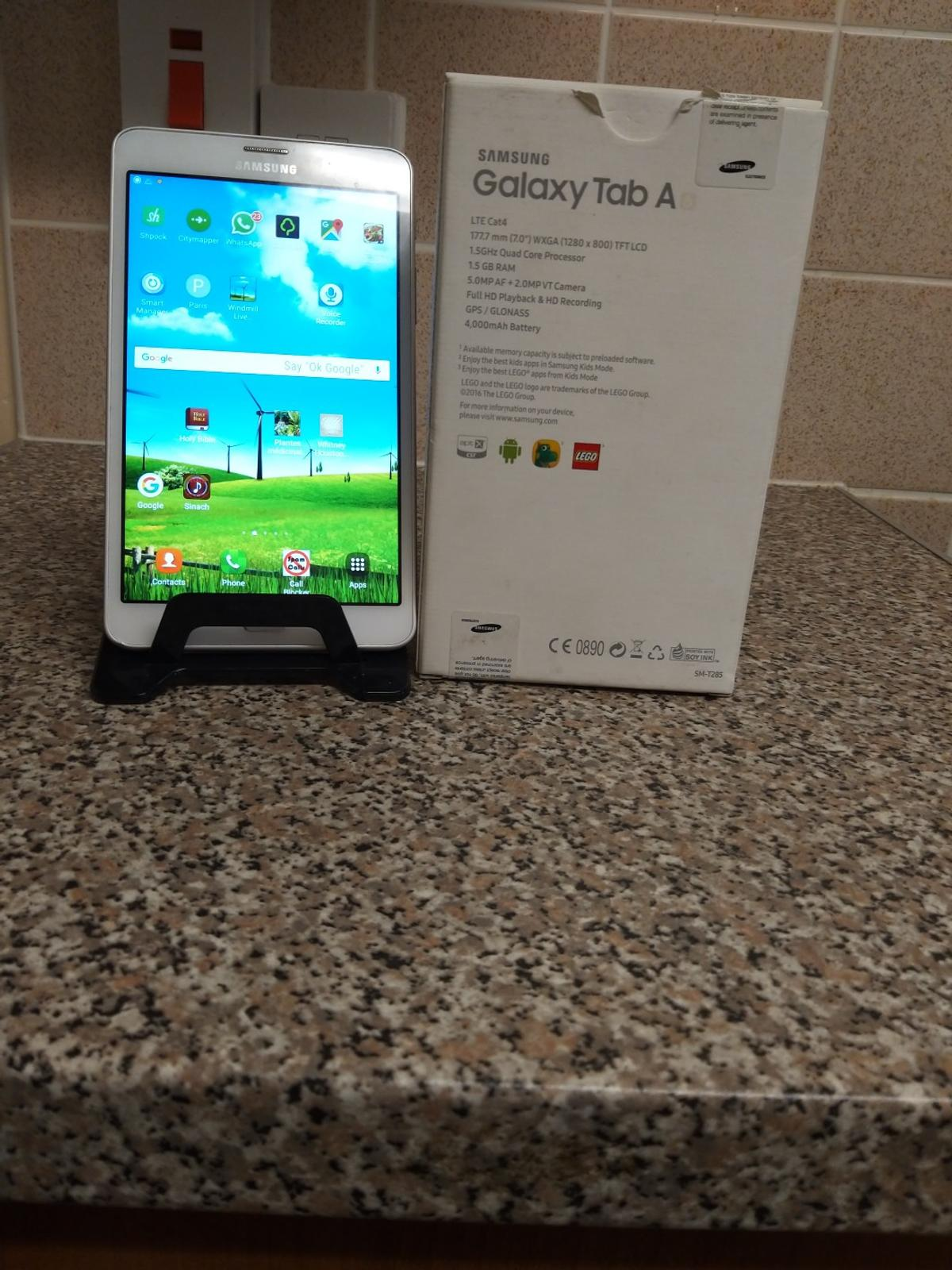 Samsung galaxy tab A6  in N1 London for £85 00 for sale - Shpock